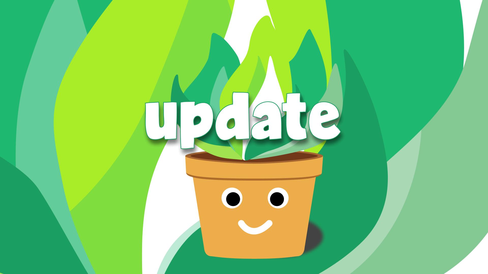 happy plant update 3.8.7